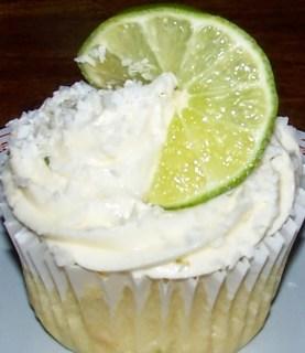 cupcake vegano de limón