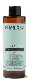 Botanicals Unwind Body Oil