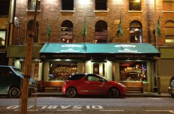 The Hudson Belfast