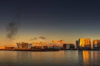Belfast Sky