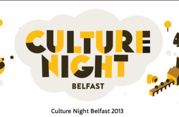 Belfast Culture Night