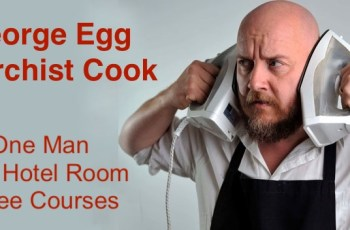 George Egg Anarchist Cook
