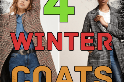 4 Winter Coats