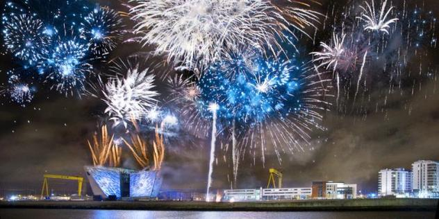 Belfast Halloween Monster Mash and Fireworks Display
