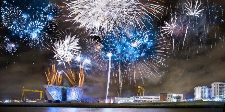 Belfast Halloween Monster Mash and Fireworks Display