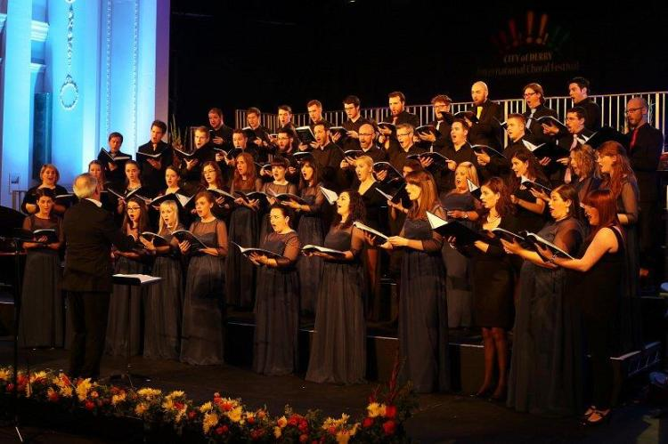 City of Derry choral festival