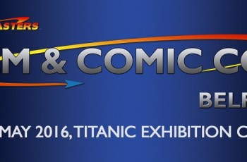 Film and Comic Con, Titanic Exhibition Centre [41478]