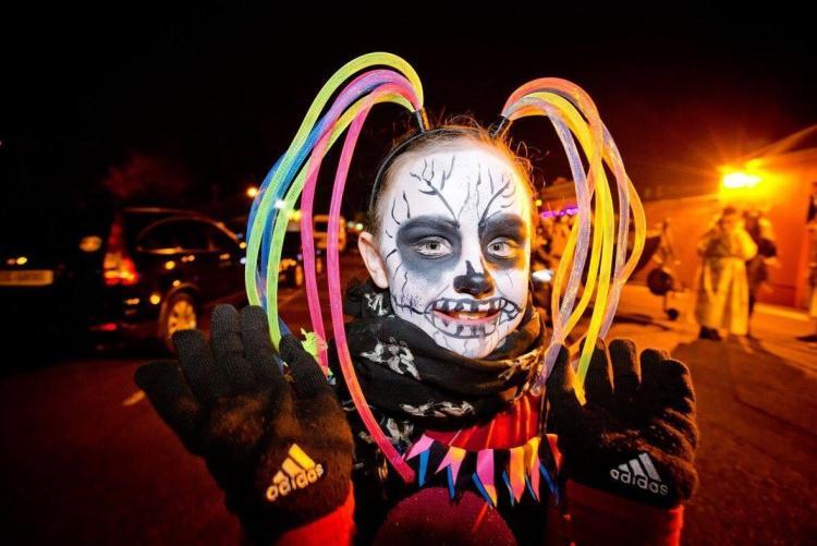Hallowtides Carnival Parade