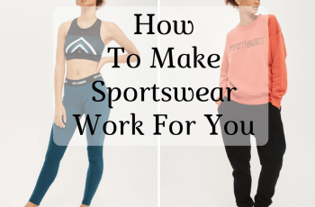 How to make sportswear