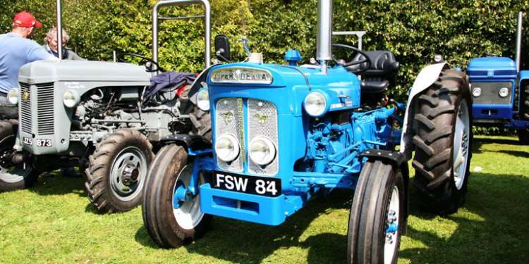 Mid Ulster Vintage Rally