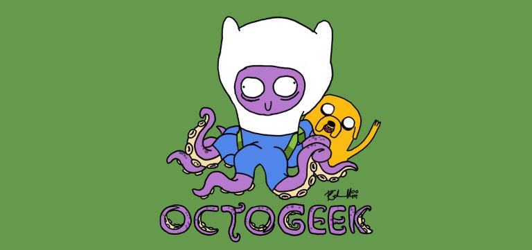 Octogeek Finn adventure