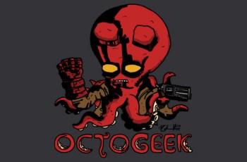 Octogeek wide HellBoy