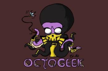 Octogeek wide scorpion