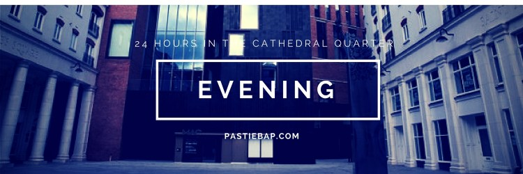 Evening Cathedral Quarter