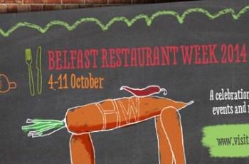 Belfast Restaurant Week