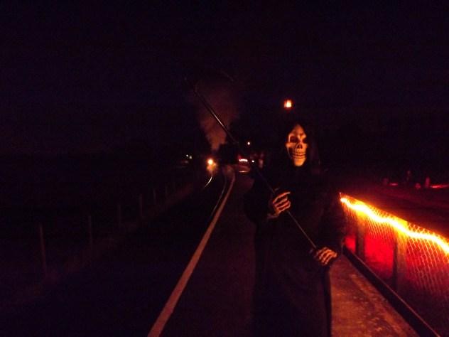 Phantom Flyer Ghost Train, Downpatrick