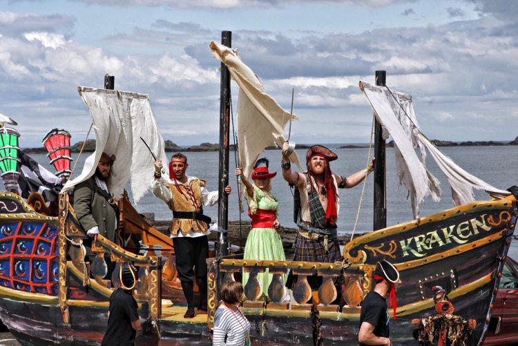 Pirates Off Portrush