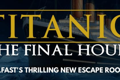 Timescape Belfast Titanic