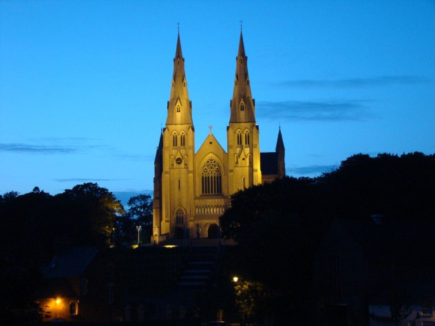 St Patrick's RC Cathedral