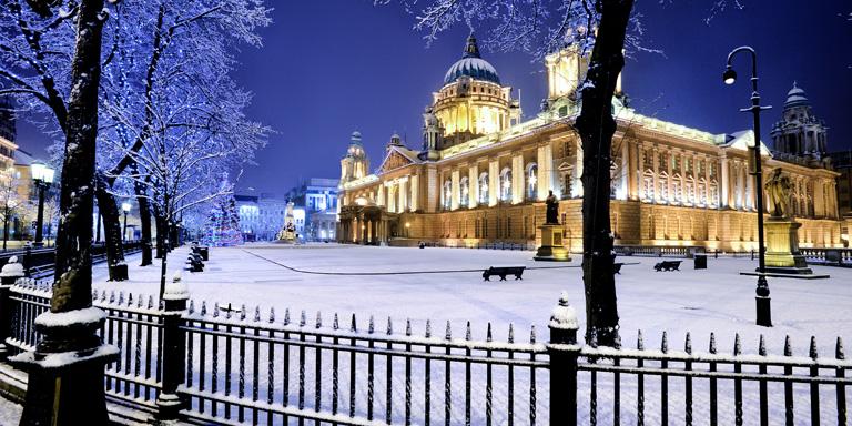Christmas Belfast
