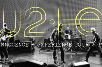 U2 Belfast Tour