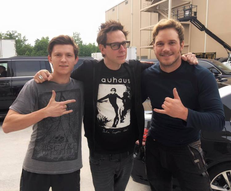 spider-man james gunn