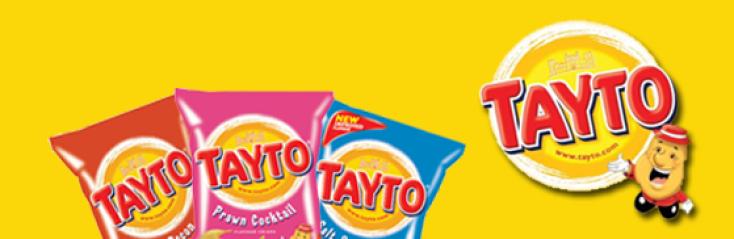 Tayto NI Iconic Local Brands