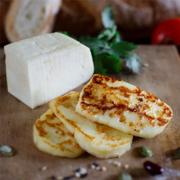 Halloumi Pan Fried