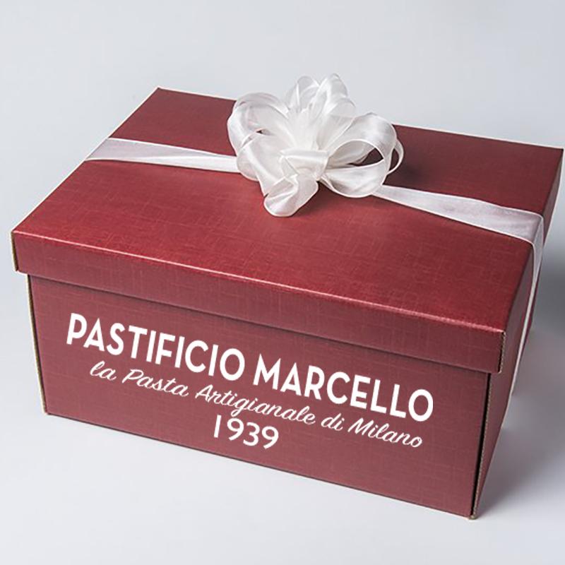 box assaggio gratuito Pastificio Marcello
