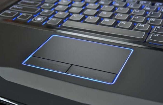 Fungsi Touchpad
