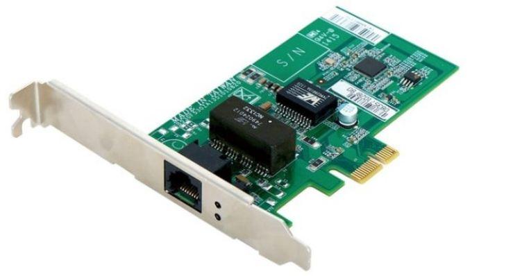 fungsi LAN Card