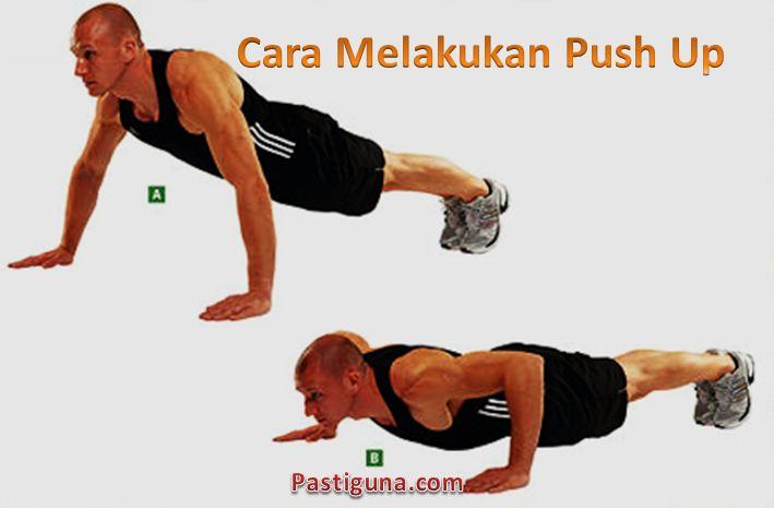 cara melakukan push up