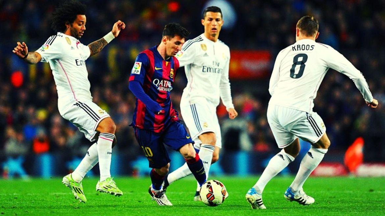 teknik dribbling sepak bola