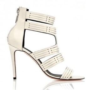 sandale benzi albe