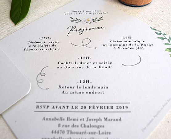 texte engagement mariage