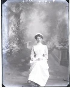 Nurse Clark, undated