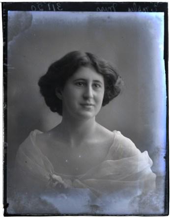 Miss N Emslie, undated