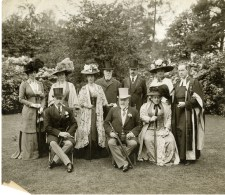 King Edward VII , Country House Party