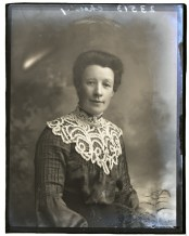 Miss Cheeseley, 1906