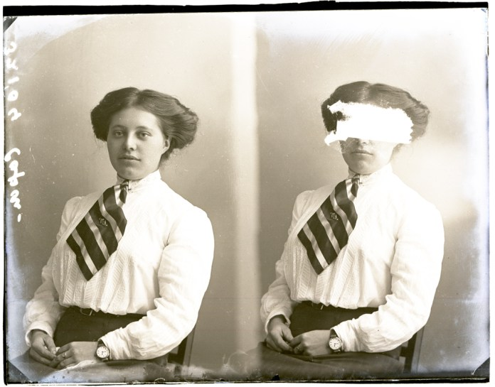 Miss Capon, 1911