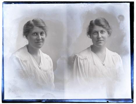Miss Chamberlain, 1917