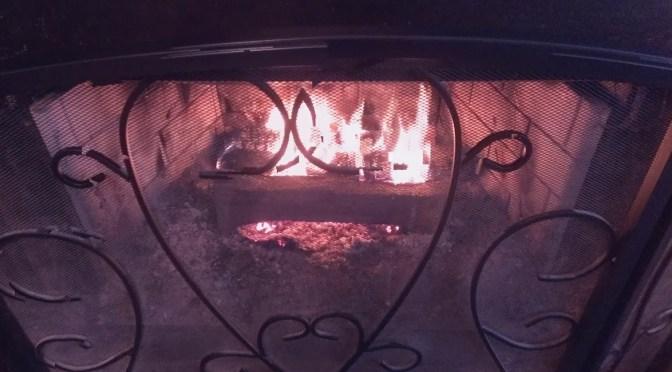 Fireplace December 2013