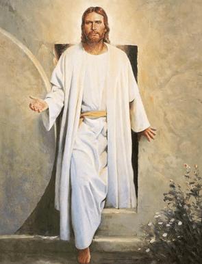 15ª Estação – Feliz Páscoa com Cristo ressuscitado