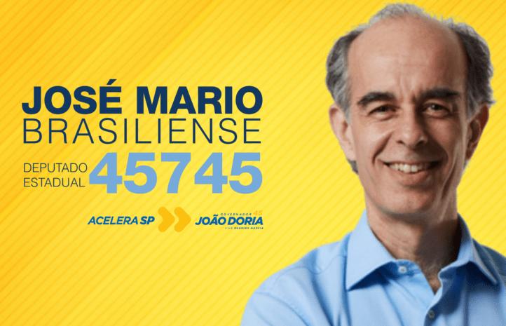 José Mario Brasiliense.