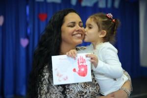 Dia das Mães Creche Maranata 2017