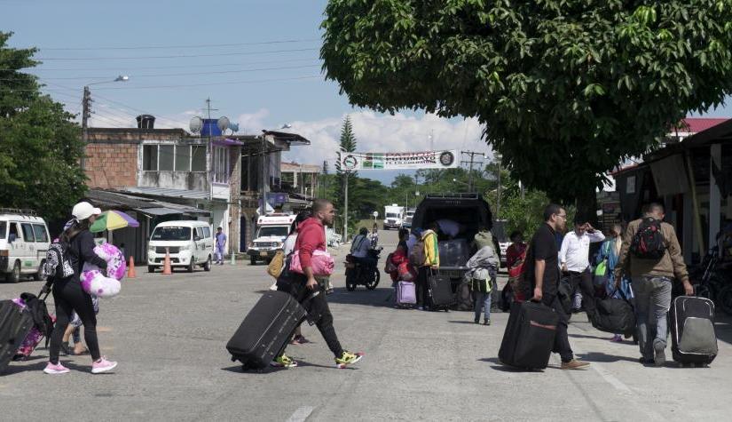 Vencimiento del plazo PEP para población Venezolana