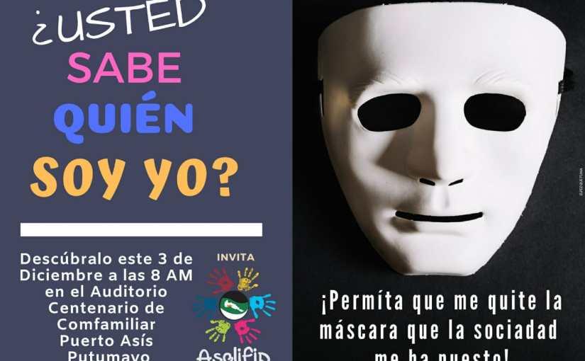 Campaña ¿USTED SABE QUIÉN SOY YO? – ASOLIFIP – PSD