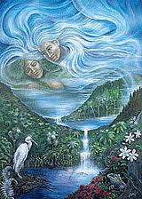 Maori creation