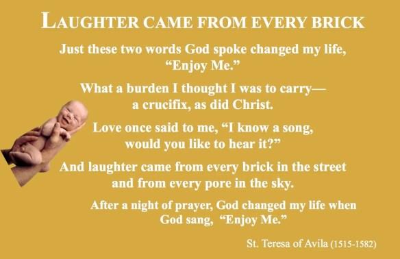 Laughter St Teresa