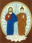 Jesus & Buddha